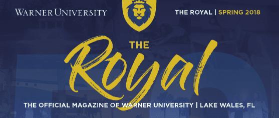 The Royal Magazine Spring 2018