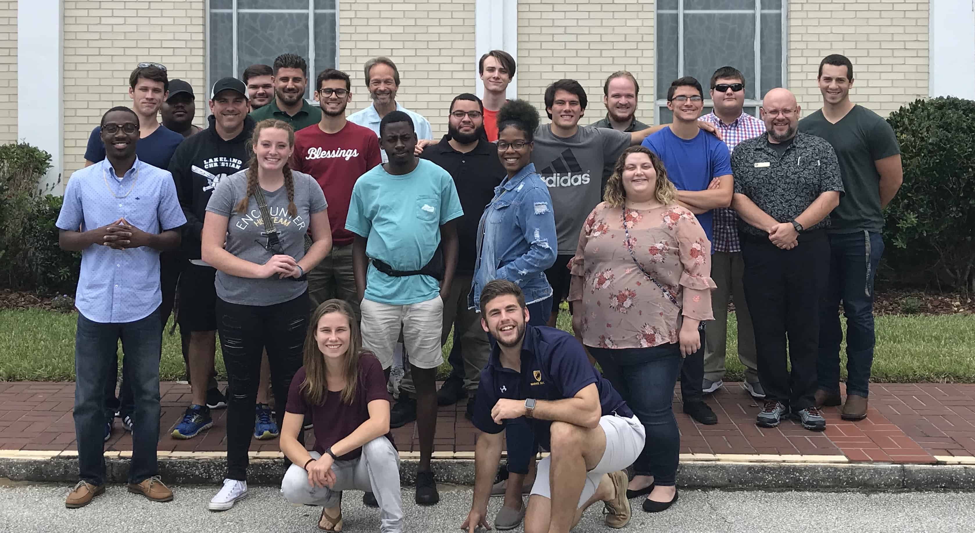The Ministry Trip: April, 2019