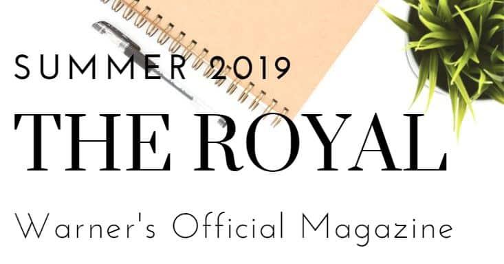 """The Royal"" Spring 2019 Magazine"