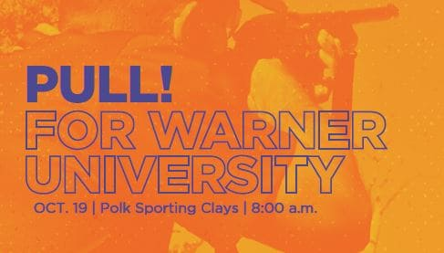 """CANCELED DUE TO WEATHER: Warner's 1st Annual Clay Shoot: """"PULL! for Warner"""""""