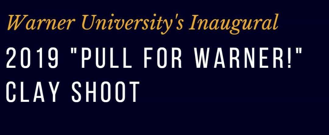 Inaugural Pull! for WU Clayshoot