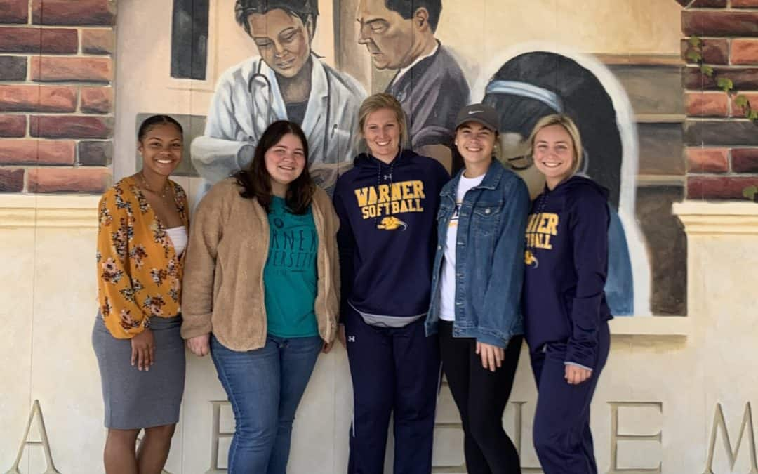 WU Education Students Participate in Literacy Day