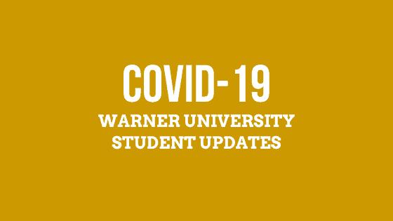 COVID-19 Student Updates