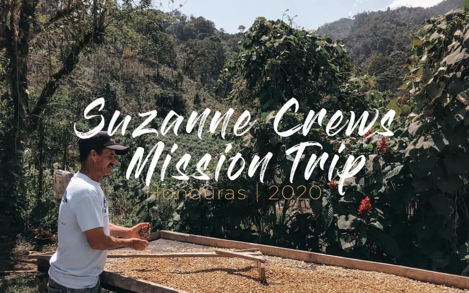2020 Suzanne Crews Mission Trip