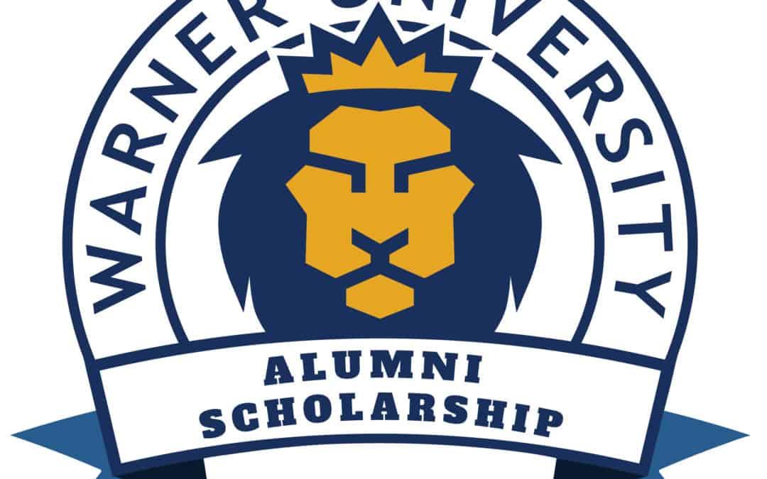 Announcing the NEW Warner Alumni Scholarship!