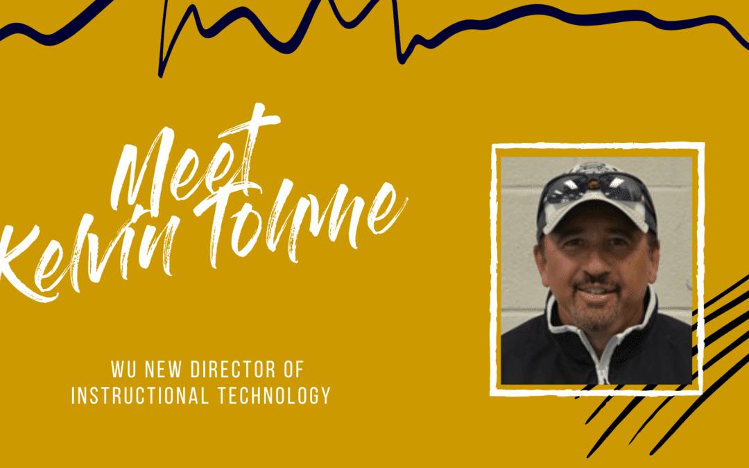 Meet Kelvin Tohme!