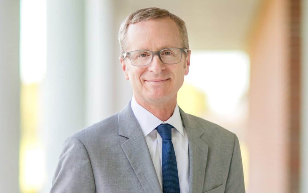 PRESIDENT DAVID A. HOAG NAMED TO THE COUNCIL FOR CHRISTIAN COLLEGES AND UNIVERSITIES BOARD