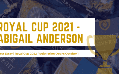 Abigail Anderson: Royal Cup 2021