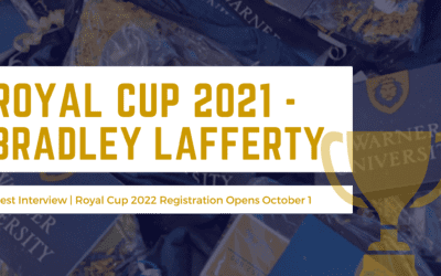 Bradley Lafferty: Royal Cup Winner